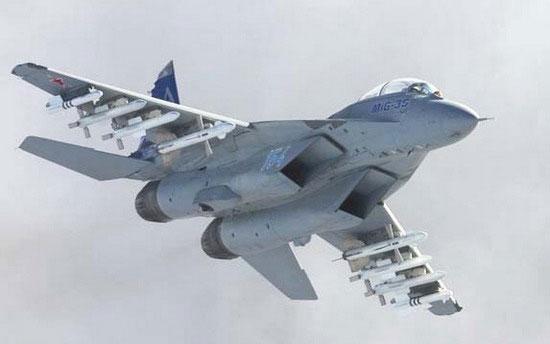Liberacion de Mirage 2000-5 ex AdA para el mercado de segunda mano? - Página 16 Mig35