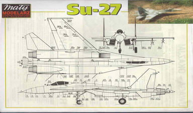 Самолёт СУ-27